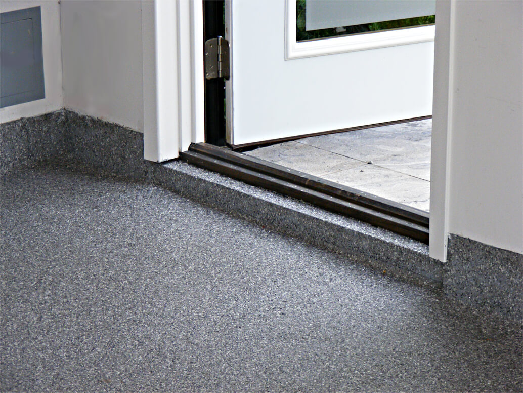 Garage flooring toronto thefloors co for Cheap floor covering solutions