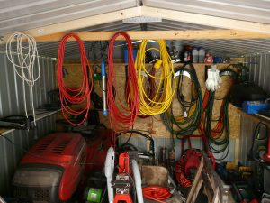 Remove cluttering materials in your garage