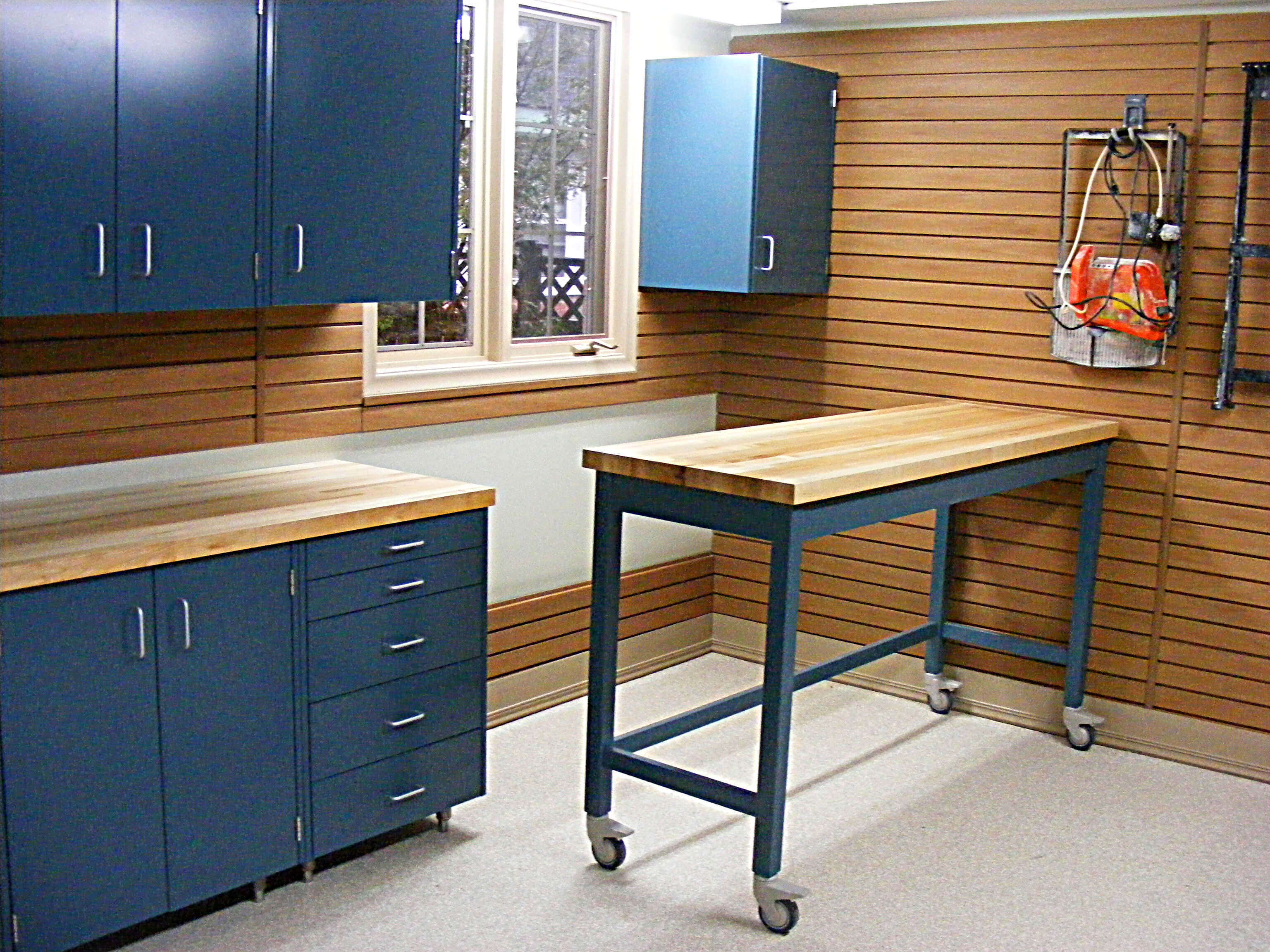 Work Stations Workbenches Nuvo Garage