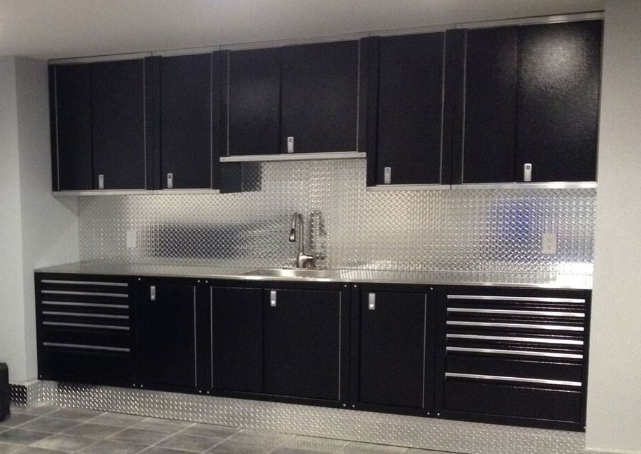 Iconic Cabinets Nuvo Garage