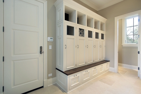 Create A Mudroom In Your Garage Nuvo