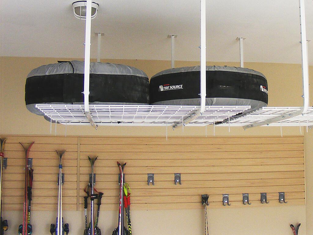 To Garage: Overhead Garage Storage & Platforms