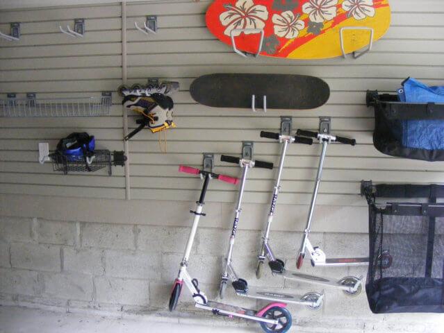 Garage Storage For Spring Sports Equipment Nuvo