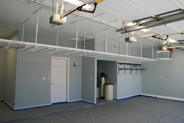 Strong Racks Shelving Maximize Garage Storage Nuvo Garage